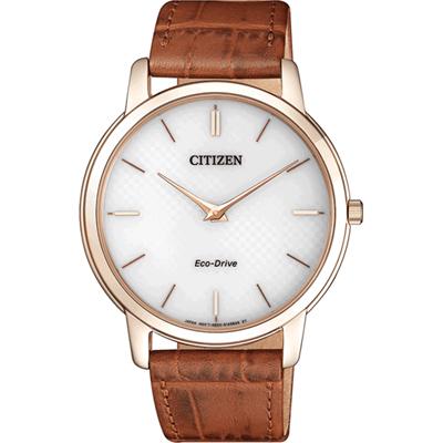 4f32d7b90b6610 Citizen Elegance AR1133-15A Elegance Eco-Drive Stiletto horloge Rose